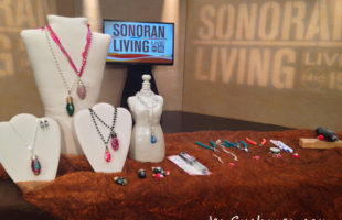 Light bulb Jewelry and Sonoran Living